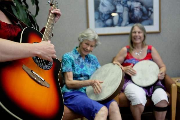 parkinson's music therapy